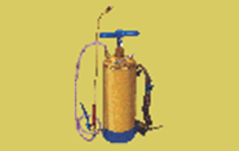 Brass and Plastic Sprayer