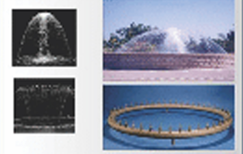 Ring/Dome Fountain